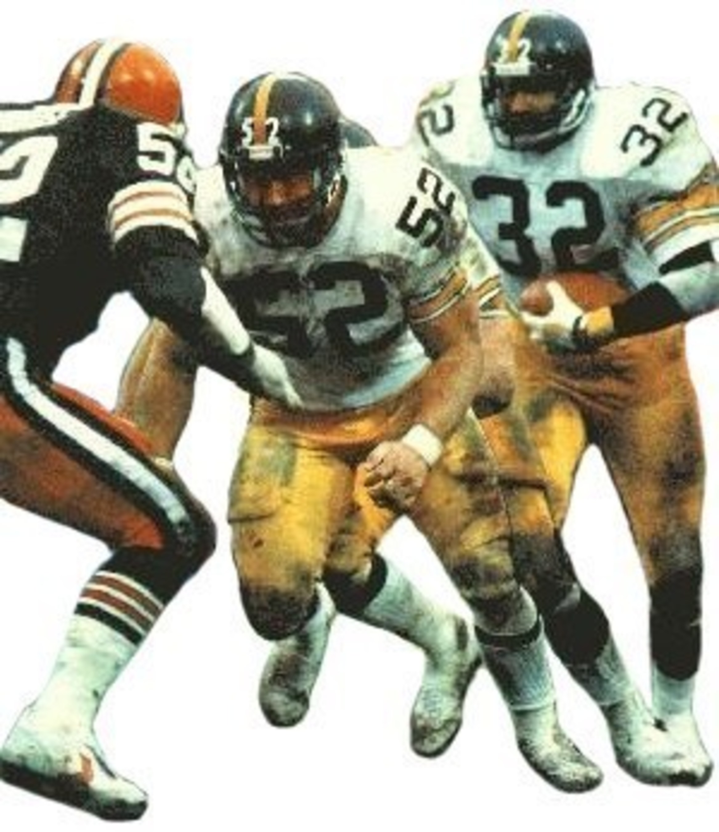Franco Harris signs on as Executive Producer for the Mike Webster Biopic Whatever It Takes
