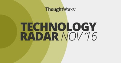 ThoughtWorks Technology Radar - Visit www.thoughtworks.com/radar to explore the interactive version or download a copy in PDF format.