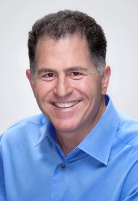 Michael Dell, founder, chairman and chief executive officer of Dell Inc.  (PRNewsFoto/National Society of Hispanic MBAs)