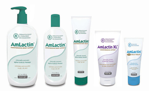 AmLactin(R) Introduces DryCast(TM) Weather Alert to Shower People with Tips for Softer Skin