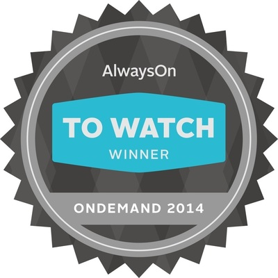 etouches named as one of the top 50 OnDemand companies to watch by AlwaysON (PRNewsFoto/etouches)
