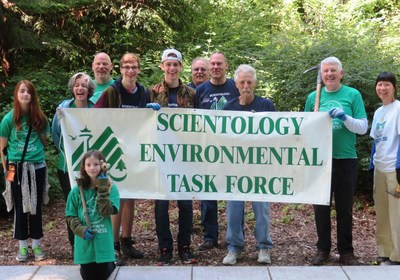 The Church of Scientology invites all to join a community cleanup on Neighbor Appreciation Day.