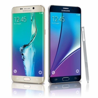 C Spire's wireless unit plans to offer Samsung's new Galaxy S6 edge  and Galaxy Note 5 large screen large display smartphones on its 4G LTE  mobile broadband network.