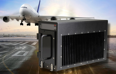 Enhanced Inflight Communications through Pre-integrated ARINC 600 Network Server