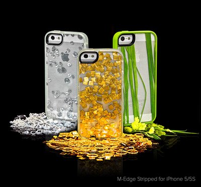 M-Edge Unveils the Stripped™ Case for iPhone 5/5s