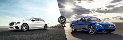 Loeber Motors Breaks Down Differences In Mercedes Benz S
