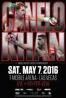 Canelo/Khan Fight - May 7, 2016