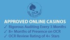 Online Casino Reports - Approved Online Casinos (PRNewsFoto/Online Casino Reports)
