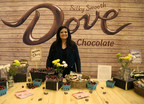 Mars Chocolate North America and celebrity chef Alex Guarnaschelli unveiled DOVE(R) Fruit at Grand Central Terminal. This snacking option was a surprise treat as consumers were greeted by Guarnaschelli at the DOVE(R) Fruit Market. (Bennett Raglin/AP Images for Dove)