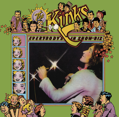Showbiz LP Cover