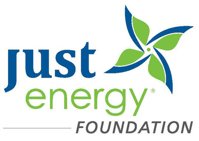 Just Energy Foundation.  (PRNewsFoto/Just Energy Group Inc.)