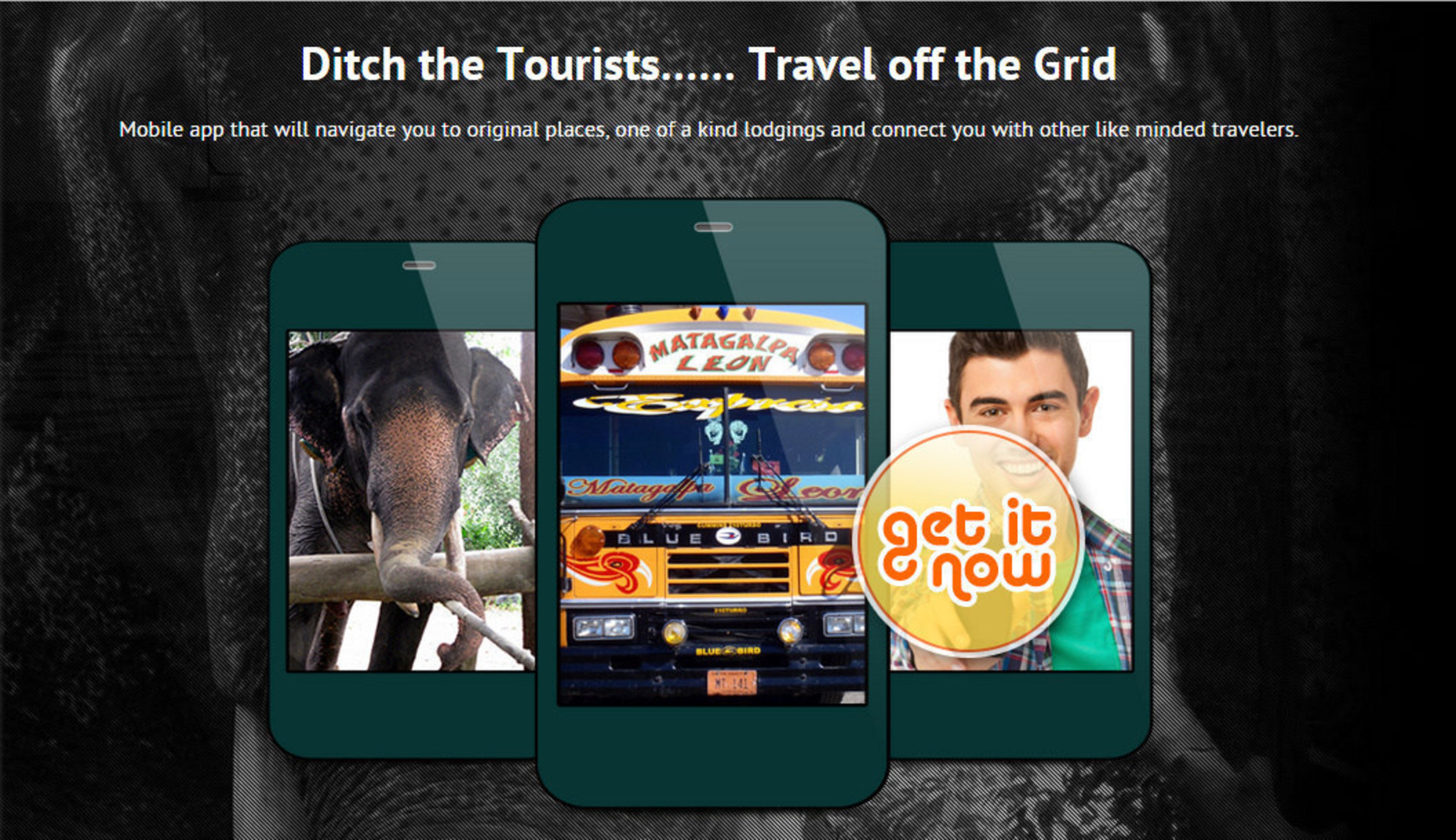 'Off The Grid Traveler - Costa Rica' by Epic Travel Technology Guides Travelers Throughout All of