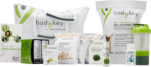 BodyKey by Nutrilite launches new products to help achieve weight loss for life. (PRNewsFoto/Amway) (PRNewsFoto/AMWAY)