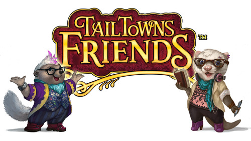 GANZ Introduces Drama, Intrigue, Treachery and Forbidden Love...on Facebook: Play the all new Tail Towns ...