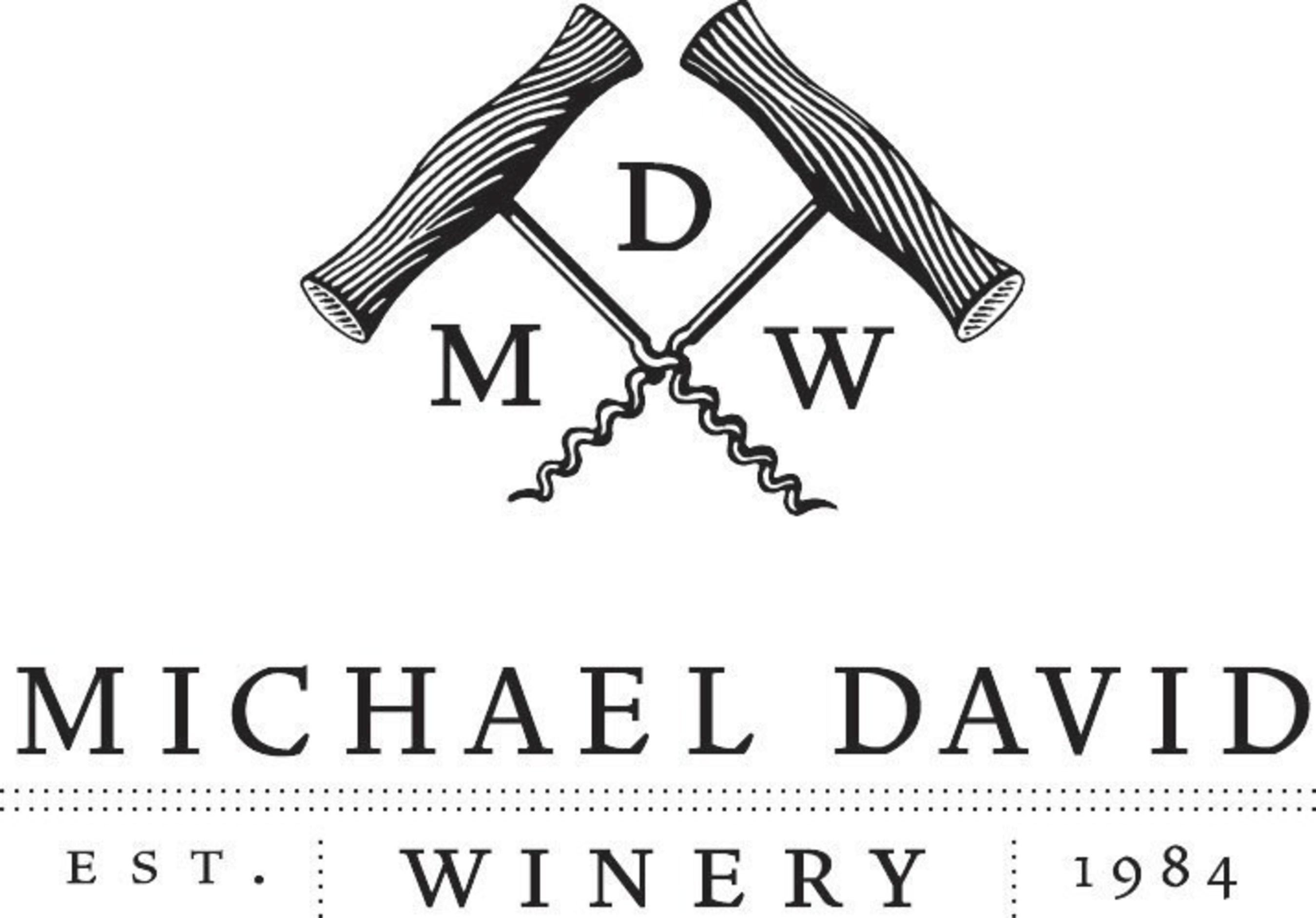 Michael David Winery Logo