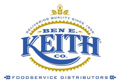 Ben E. Keith Foods Logo