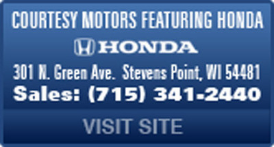 Courtesy Motors has Honda Hybrids in Stevens Point, WI.  (PRNewsFoto/Courtesy Motors)