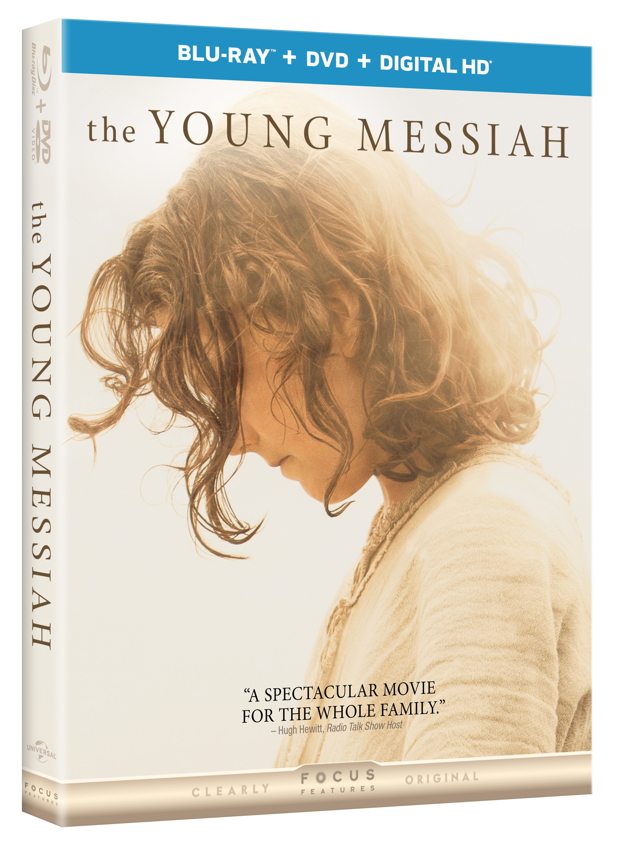 From Universal Pictures Home Entertainment: The Young Messiah