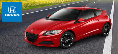 Test drive the 2014 Honda CR-Z today.  (PRNewsFoto/Matt Castrucci Honda)