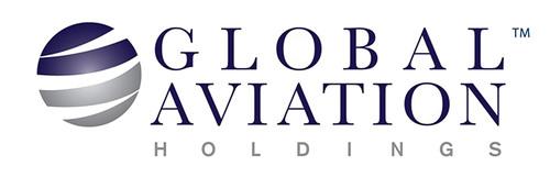 Global Aviation Holdings, Inc. logo. (PRNewsFoto/Global Aviation Holdings, Inc.)