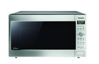 Panasonic Debuts Cyclonic-Wave Microwave Oven Line