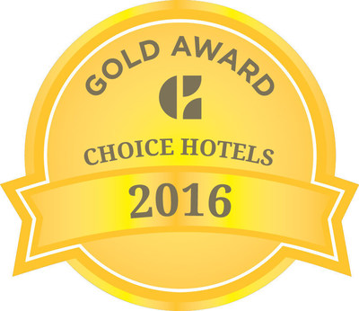 National Gold Award 2016