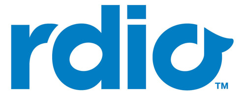 Rdio Logo.  (PRNewsFoto/Rdio)