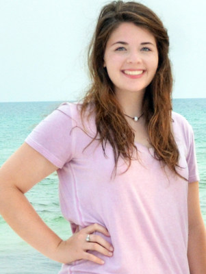 Marlee Crawford, a 19-year-old sophomore majoring in journalism at Ole Miss, is one of the finalists in the C Spire Toss for Tuition contest.