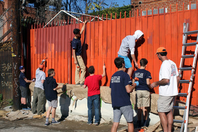 Loyola High School Celebrates 150th Anniversary With Citywide Day Of Service On April 11; 1000 Volunteers At 100 Community Projects To Give Back To Los Angeles