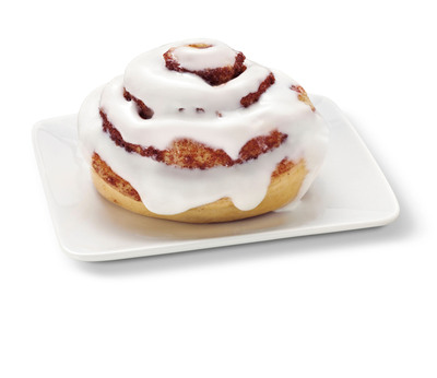 7-Eleven partnered with Pillsbury to create a warm Cinnamon Roll for its participating stores' fresh bakery program.  7-Eleven's sweetly spiced version evokes the nostalgic, baked-at-home flavor of America's favorite Pillsbury sweet roll at a suggested retail price of $1.69.  (PRNewsFoto/7-Eleven, Inc.)