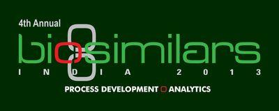 4th Annual Biosimilars India 2013 Logo