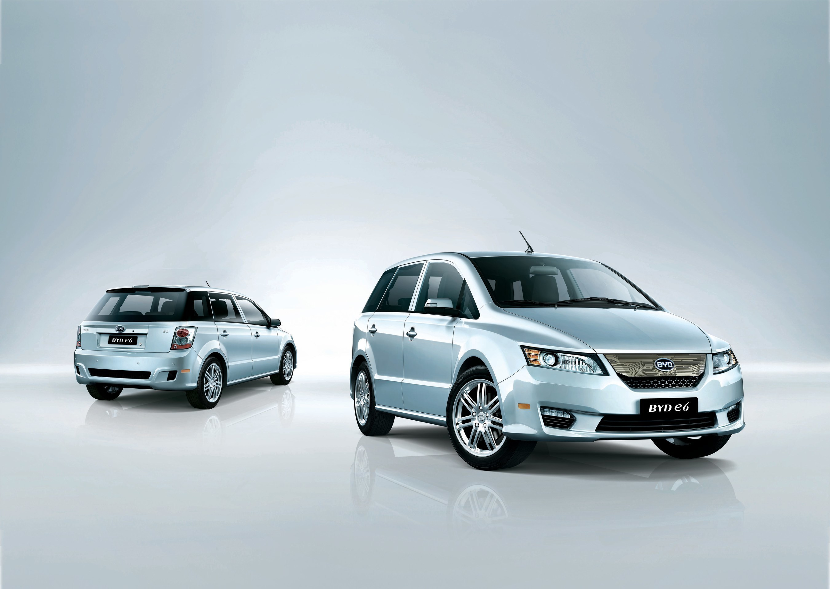 BYD e6: The World's most popular fleet utility Electric Vehicle