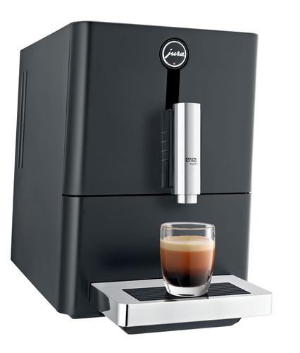 Simply Espresso: Jura ENA Micro 1 -- World's Smallest Automatic Coffee Center