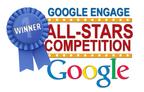 DealerFire Selected 2013 Google Engage All-Star.  (PRNewsFoto/DealerFire)