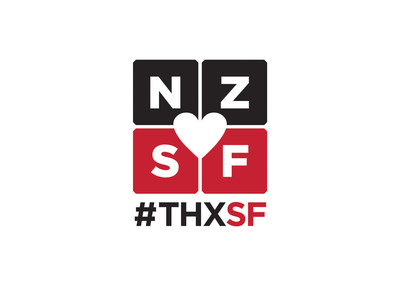 New Zealand thanks San Francisco for being incredible hosts during the America's Cup.  (PRNewsFoto/New Zealand Trade and Enterprise)