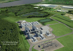 CPV Woodbridge Energy Center.  (PRNewsFoto/Competitive Power Ventures)