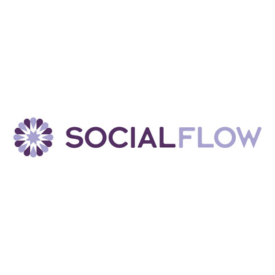 SocialFlow Logo - SocialFlow, a Facebook Video Publishing Partner today announced the release of their Video Vault Uploader.
