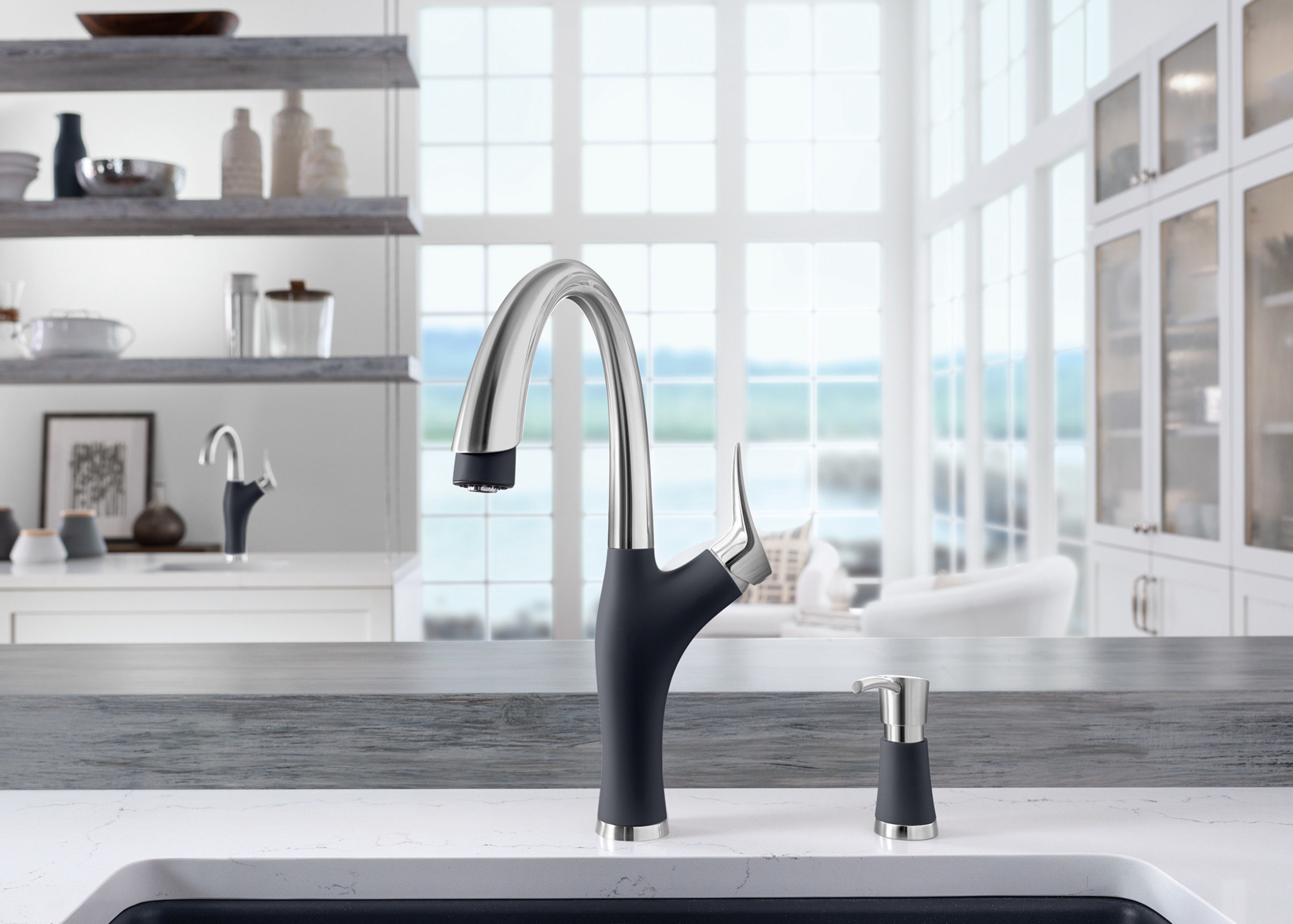 BLANCO expands faucet collection with the launch of ARTONA™- a liveable and organic design offering