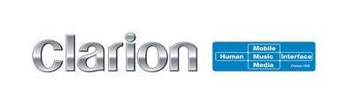 Clarion's global brand logo. (PRNewsFoto/CLARION CORPORATION OF AMERICA)