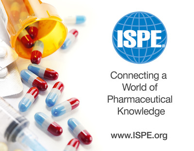 Connecting a World of Pharmaceutical Knowledge.  (PRNewsFoto/ISPE)