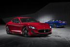Maserati GranTurismo MC Centennial Edition @ NY Auto Show www.Maserati100.com.  (PRNewsFoto/Maserati)