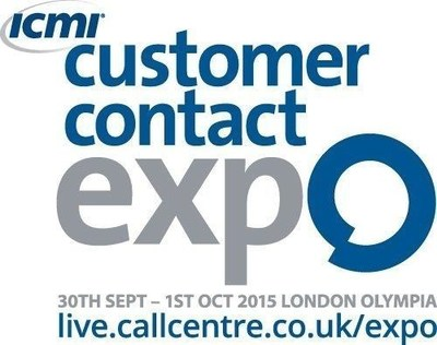 Customer Contact Expo Logo (PRNewsFoto/UBM EMEA)