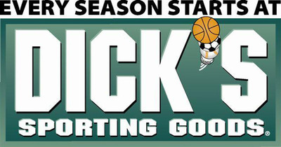 DICK'S Sporting Goods Logo. (PRNewsFoto/DICK'S Sporting Goods)