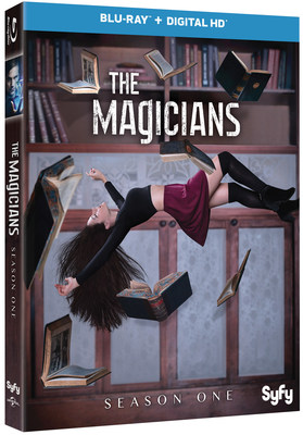 From Universal Pictures Home Entertainment: The Magicians Season One