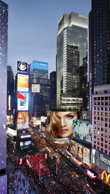 Times Square Set to Welcome Newest EDITION; Marriott International, Ian Schrager and The Witkoff Group Announce Second EDITION Hotel in New York City. (PRNewsFoto/Marriott International, Inc.) (PRNewsFoto/MARRIOTT INTERNATIONAL, INC.)