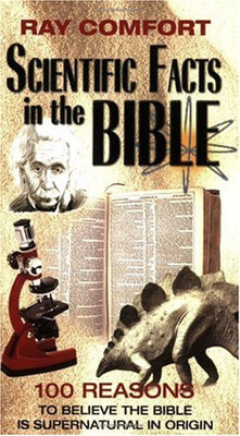 "TBN book offer: Ray Comfort's ""Scientific Facts in the Bible."""
