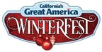 California's Great America introduces WinterFest for 2016. The park will be magically transformed into a winter wonderland during WinterFest where guests can skate in front of the iconic Carousel Columbia, admire magnificent displays of lights and decor, view spectacular live holiday shows, experience 18 rides and attractions, see Santa's workshop and Mrs. Claus' kitchen, and enjoy scrumptious holiday fare at numerous food locations.