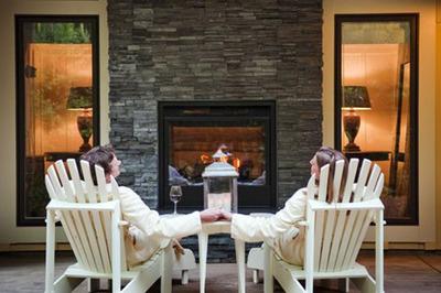 Luxury Accommodations from Farmhouse Inn.  (PRNewsFoto/Farmhouse Inn)