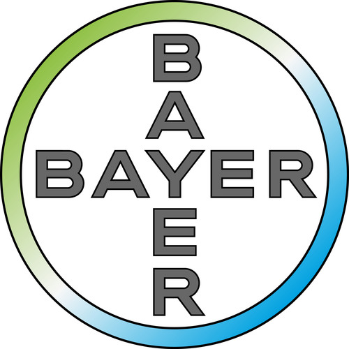 Bayer logo. (PRNewsFoto/Bayer HealthCare LLC Animal Health) (PRNewsFoto/BAYER HEALTHCARE LLC ANIMAL...)