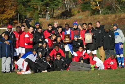 National Junior College Athletic Association (NJCAA) Regional men's soccer champions.